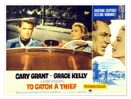 Premiumposter To Catch a Thief