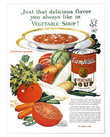 Premiumposter  Campbell Soup