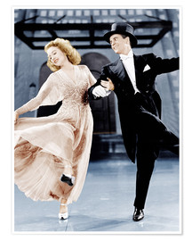 Premiumposter  THE JOLSON STORY - Evelyn Keyes and Larry Parks