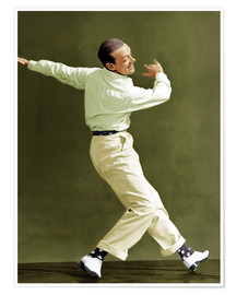 Premiumposter Fred Astaire