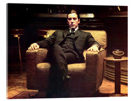 Akrylglastavla  The Godfather II