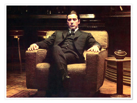 Poster  The Godfather II