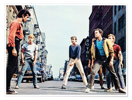 Premiumposter West Side Story