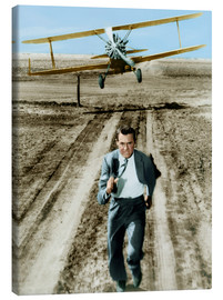 Canvastavla  Cary Grant in North by Northwest