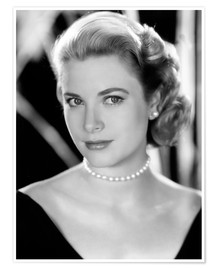 Premiumposter Grace Kelly, 1953