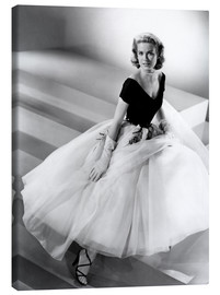 Canvastavla  Grace Kelly