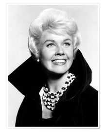 Poster  Doris Day, early 1960s