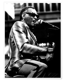 Premiumposter  Ray Charles