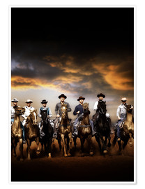 Premiumposter  THE MAGNIFICENT SEVEN
