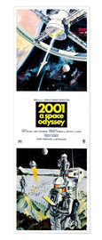 Premiumposter  2001: A Space Odyssey 1968