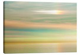 Canvastavla  Sky and ocean, La Jolla - Don Paulson