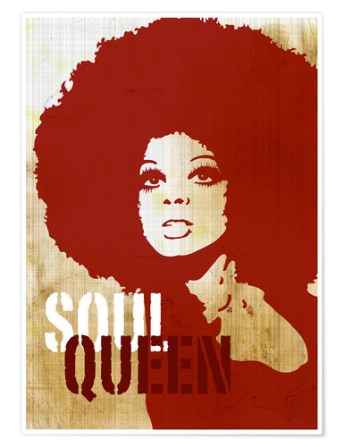 Premiumposter Soul Queen