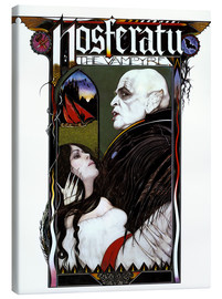 Canvastavla  NOSFERATU: PHANTOM OF THE NIGHT