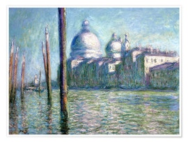 Premiumposter The Grand Canal