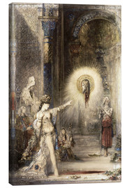Canvastavla  The Apparition - Gustave Moreau