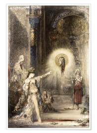 Premiumposter  The Apparition - Gustave Moreau