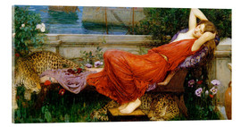 Akrylglastavla  Ariadne - John William Waterhouse