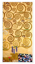 Premiumposter The Tree of Life (right outer panel)