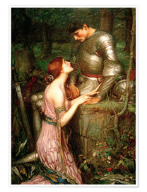 Premiumposter  Lamia - John William Waterhouse