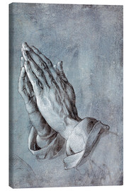 Canvastavla  Praying Hands - Albrecht Dürer