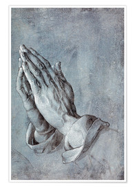 Premiumposter  Praying Hands - Albrecht Dürer