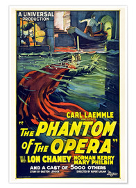 Premiumposter The Phantom of the Opera