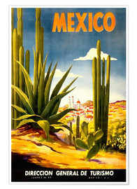 Premiumposter  Mexico - Travel Collection