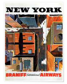 Premiumposter  New York City - Travel Collection