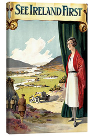 Canvastavla  see Ireland first - Travel Collection