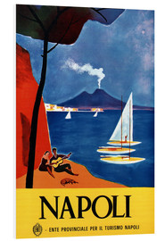 PVC-tavla  Napoli - Italien - Travel Collection
