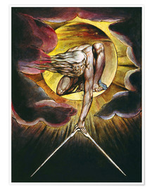 Premiumposter  Oldest of all days - William Blake