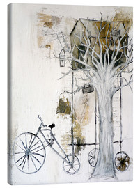 Canvastavla  tree-stop - Christin Lamade