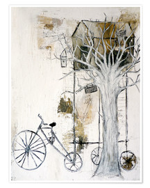 Premiumposter  tree-stop - Christin Lamade