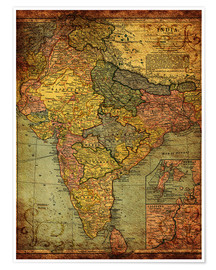 Poster India 1903