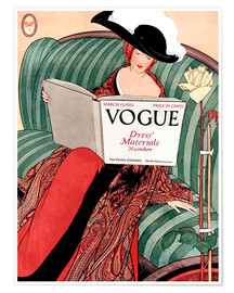 Premiumposter  Vintage Vogue - Advertising Collection