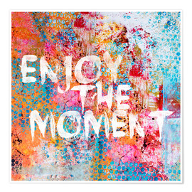 Premiumposter  Enjoy the moment II - Andrea Haase