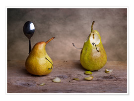 Premiumposter Simple Things - Pears
