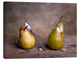 Canvastavla  Simple Things - Pears - Nailia Schwarz