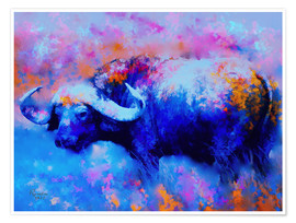 Premiumposter Cape Buffalo