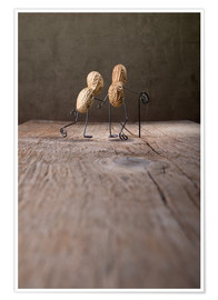 Premiumposter  Simple Things - Together - Nailia Schwarz