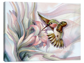 Canvastavla  Spread your wings - Jody Bergsma