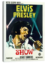 Canvastavla  Elvis: That's the way it is