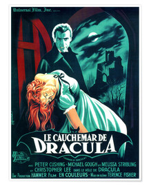 Premiumposter  I Draculas klor - Entertainment Collection