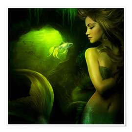 Premiumposter The mermaid