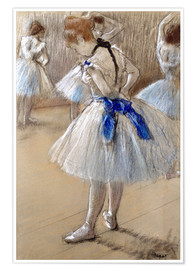 Premiumposter  Dancer - Edgar Degas