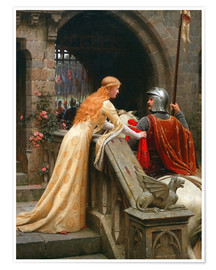 Premiumposter  God Speed - Edmund Blair Leighton