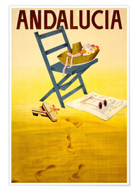 Premiumposter  Andalucia - Travel Collection