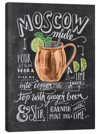 Canvastavla  Moscow Mule - Lily & Val
