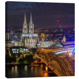 Canvastavla  Cologne Cathedral - rclassen