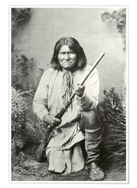 Premiumposter  Chief Geronimo